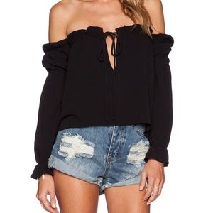 Stone Cold Fox Nate Top